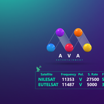 AVA TV Started Test Broadcast