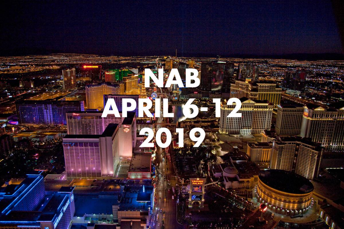What happened at NAB 2019 - Technology and Consolidation